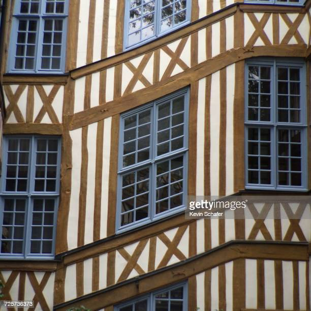 windows - rouen stock pictures, royalty-free photos & images