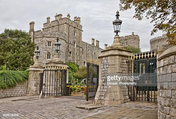 Windsor Castle Public Entrance