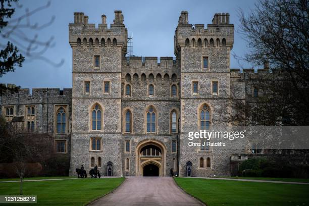 Windsor Castle where Queen Elizabeth II remains in residence. As Prince Philip, Duke of Edinburgh is currently receiving treatment at King Edward...