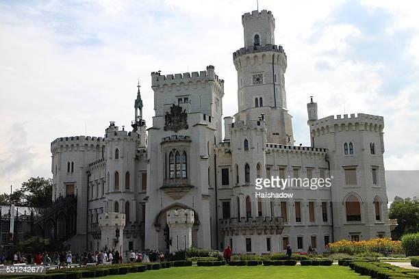 Windsor look wie das Castle