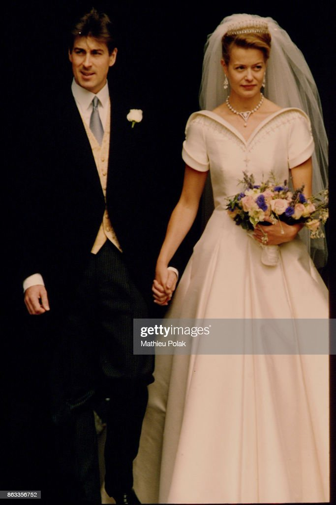 Mariage de Lady Helen Windsor et Tim Taylor : News Photo