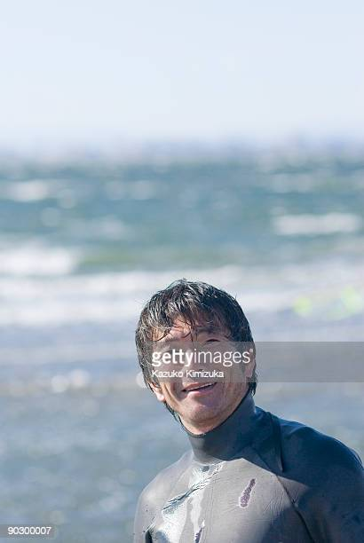 windsurfer - kazuko kimizuka stock pictures, royalty-free photos & images