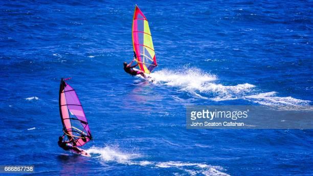 windsurfing ストックフォトと画像 getty images