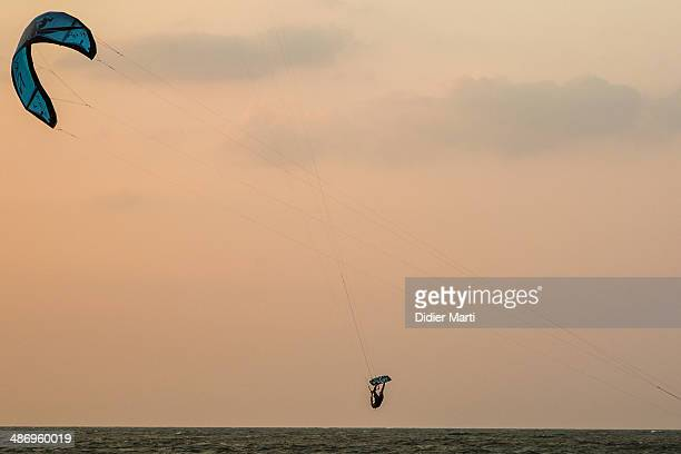 Windsurfing in Sri Lanka
