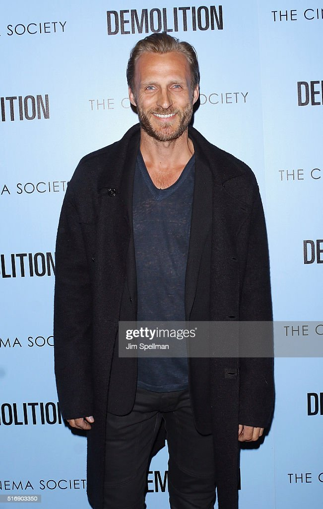 "Fox Searchlight Pictures With The Cinema Society Host A Screening Of ""Demolition"" - Arrivals : News Photo"