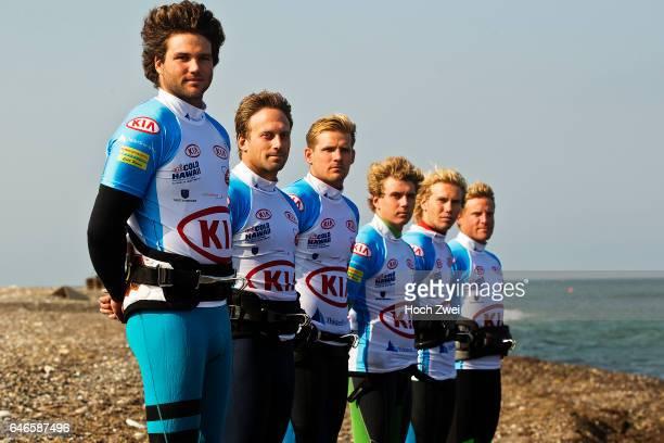 Windsurfprofis beten für mehr Wind Die Windsurfprofis sind beim diesjährigen Kia Cold Hawaii PWA World Cup im dänischen Klitmöller nicht zu beneiden...