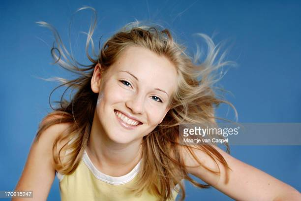Windy cheveux