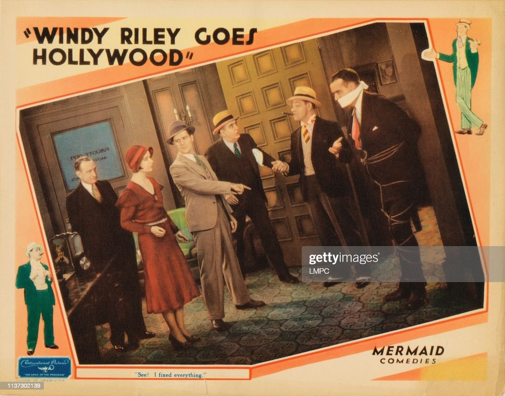 Windy Riley Goes Hollywood : News Photo
