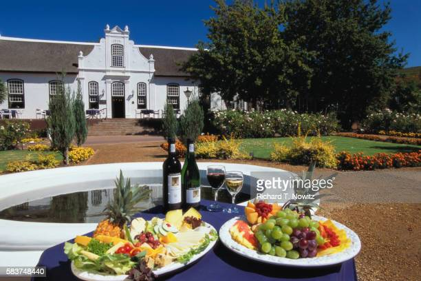 Wine and Food Platters
