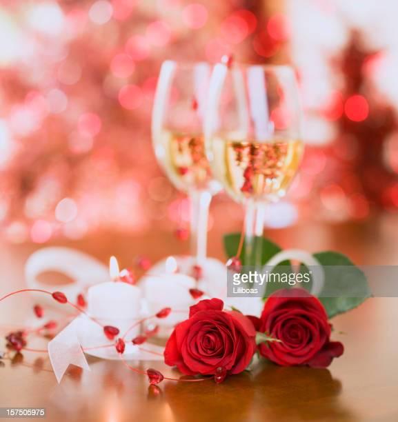 ワインとローズ