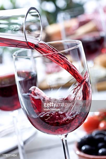 Wine at Picnic