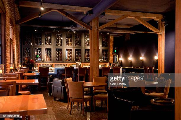 Wine bar and lounge