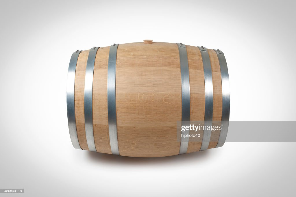 Wine barrel 50 liter : Stock Photo