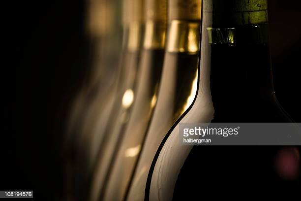 Wein Weinflaschen