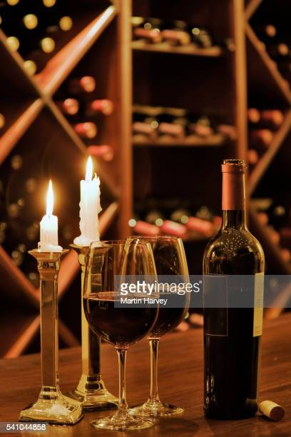 Wine by Candle Light at Tinga Legends Private Game Lodge