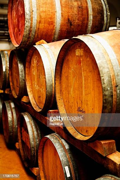 Wein casks