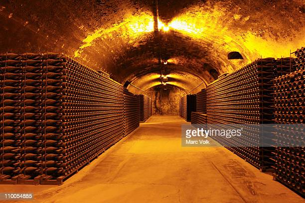 a wine cellar - campania stock pictures, royalty-free photos & images