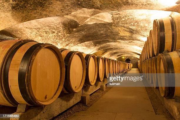 wine cellar - campania stock pictures, royalty-free photos & images