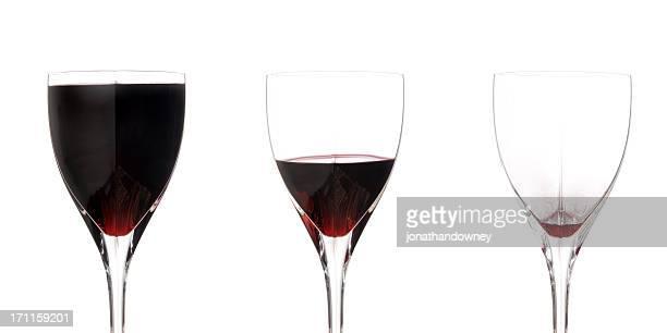 La consommation vin