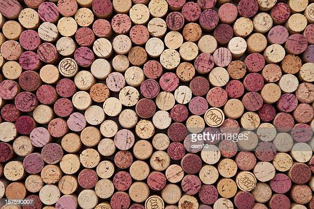 wine corks - wine cork stock photos and pictures