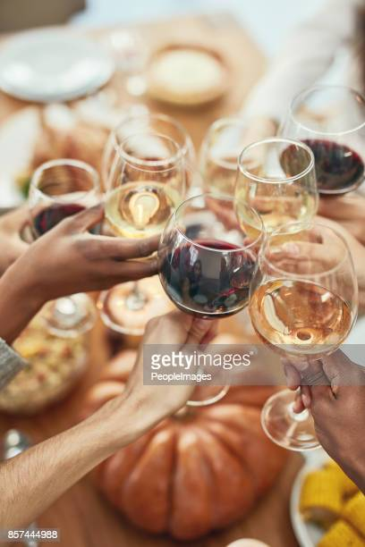 wine flies when you're having fun - wine glass stock photos and pictures