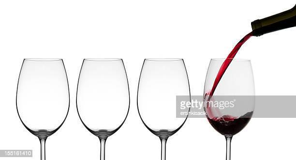 Weingläser Wein