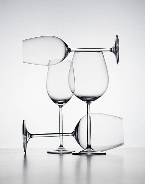 Wine Glasses Wall Art