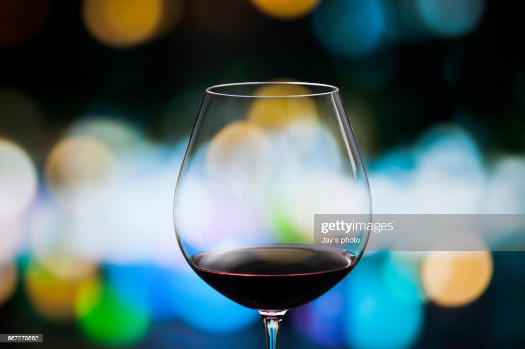 Wine in city abstract background : Stock Photo