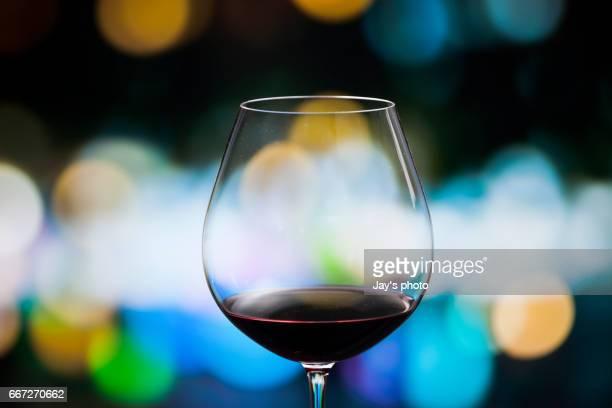 wine in city abstract background - cabernet sauvignon grape ストックフォトと画像