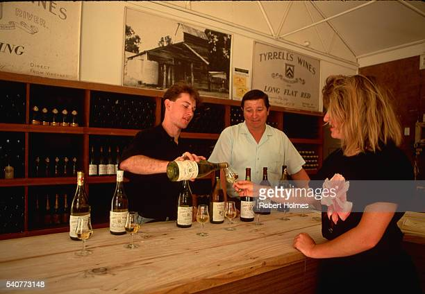 Wine Makers and Tasters