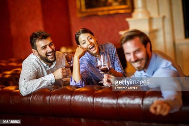 Profiter du temps de la vin