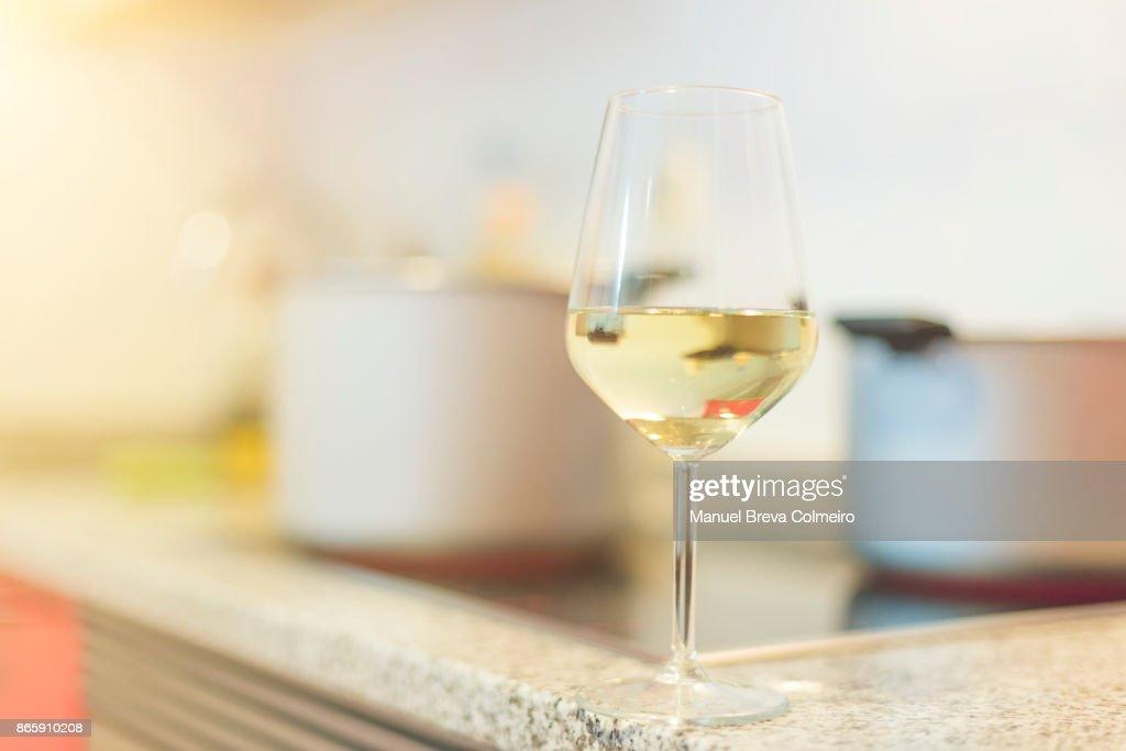 Wine time : Stock Photo