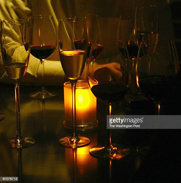 November 1, 2007 CREDIT: Carol Guzy/The Washington Post Washington DC Veritas, a new wine bar in Dupont.