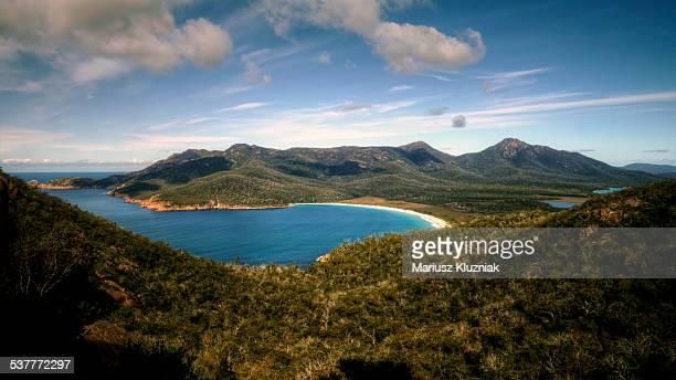 Wineglass Bay East Coast Tasmania
