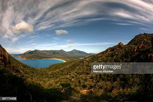 Wineglass Bay East Tasmania National Park