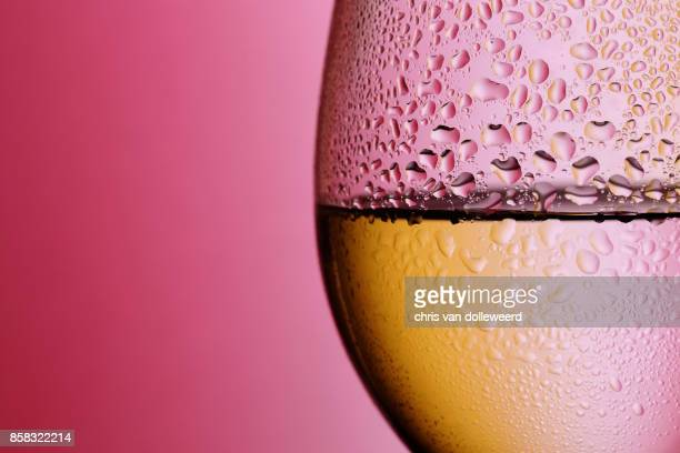 wineglass close up - white wine stock pictures, royalty-free photos & images