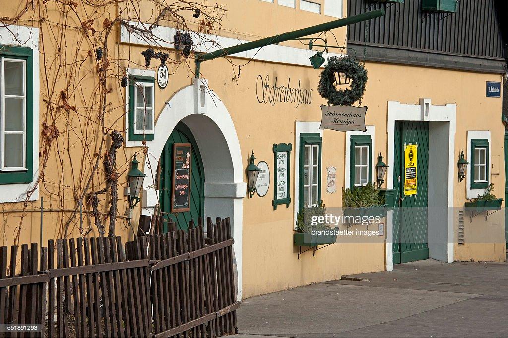 Winery Schreiberhaus Neustift : News Photo