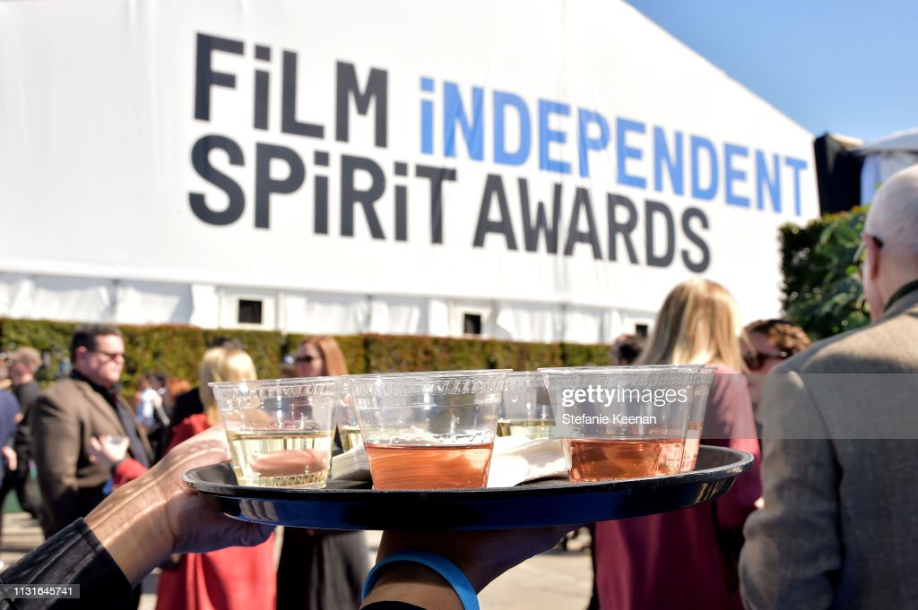 CA: JNSQ Wines At The 34th Annual Film Independent Spirit Awards