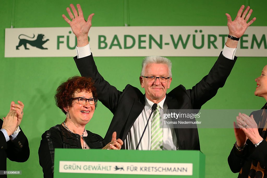 Baden-Wuerttemberg Holds State Elections