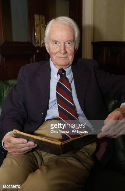Wing Commander Geoffrey MorleyMower an English lecturer holds the diary of former RAF colleague LF 'Molly' Malone The diary which was passed to the...