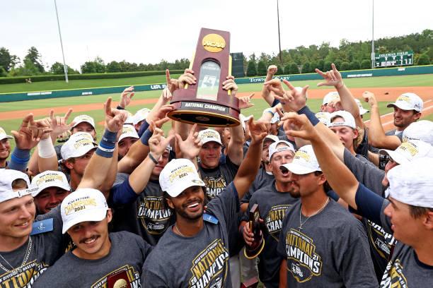 NC: 2021 NCAA Division II Men's Baseball Championship