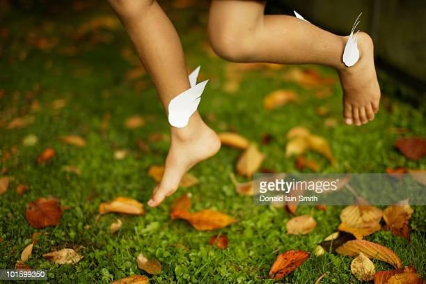 Winged Feet