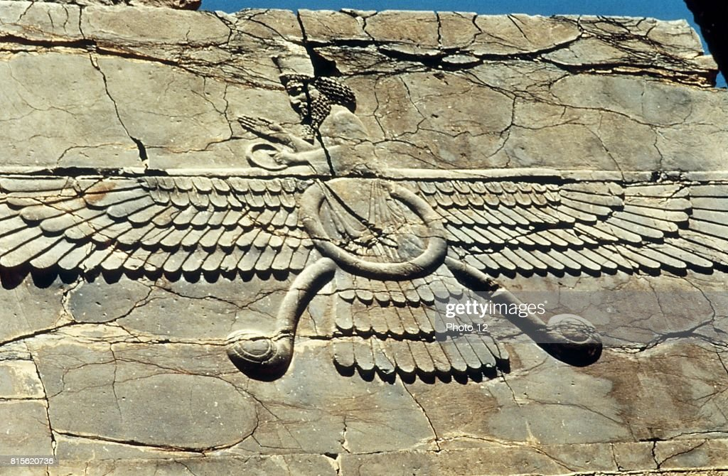 Ahura Mazda Stock Photos and Pictures | Getty Images