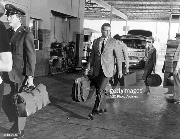 FUGITIVE 'Wings of an Angel' Season Three 9/14/65 Kimble fell into the clutches of blackmailers