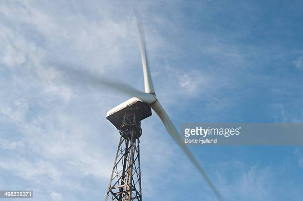 wings on windmill - dorte fjalland stock pictures, royalty-free photos & images