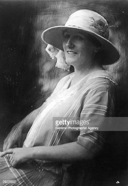 Winifred Wagner daughterinlaw of the German composer Richard Wagner and artistic supervisor of the Bayreuth Festival 1928