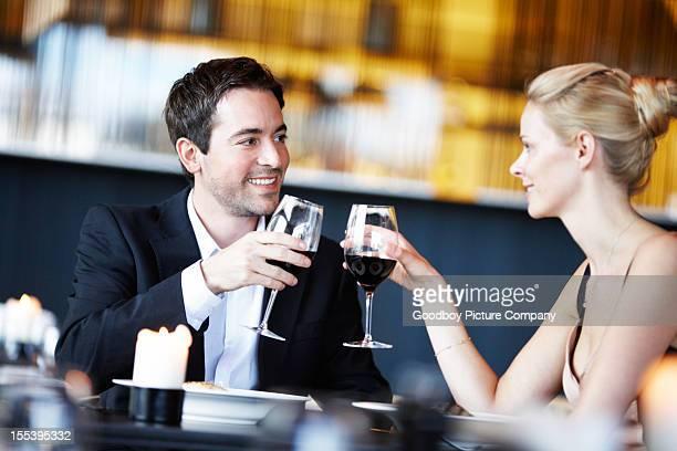 ワインとお食事