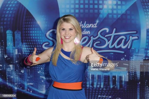 DSDS winner Beatrice Egli on May 11 2013 in Cologne Germany