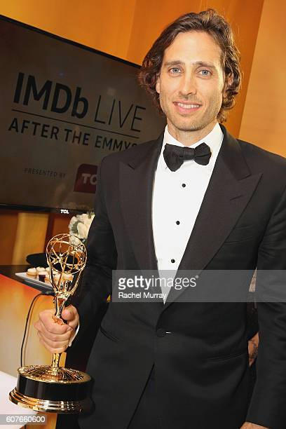 Winner Brad Falchuk attends IMDb Live After The Emmys presented by TCL on September 18 2016 in Los Angeles California