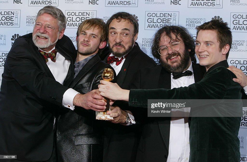 61st Annual Golden Globe Awards - Pressroom : News Photo